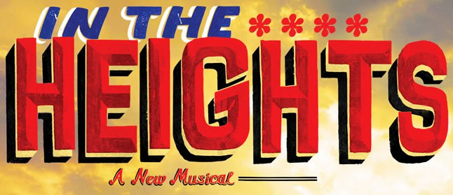 In the Heights on Broadway, NYC