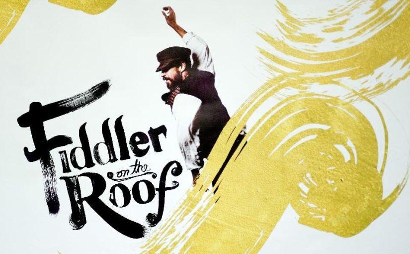 Fiddler on the Roof, Broadway