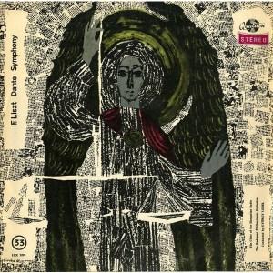 AU QUALITON LPX1070 ジェルジ・レヘル リスト・ダンテ交響曲