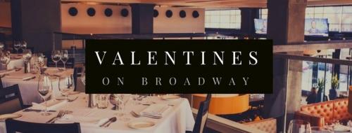 Valentines on Broadway