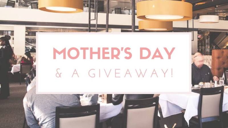 Mother's Day & a Giveaway!