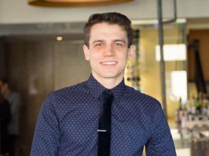 Manager, Jake Hetherington