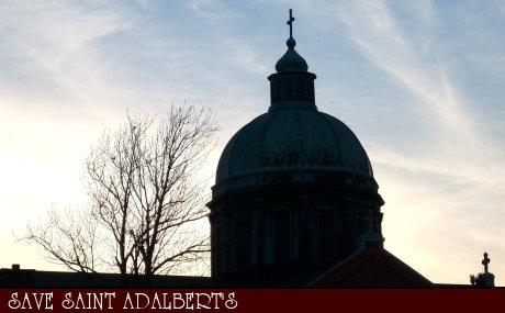 Save Saint Adalbert's
