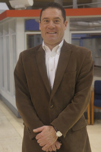 David Greenman, Executive Director
