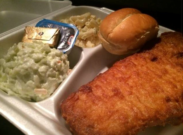Fish fry at the iron island museum on march 24th for Fried buffalo fish
