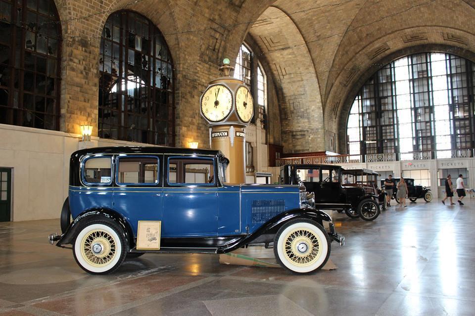 Buffalo Central Terminal Car Show On June Th Broadway - Buffalo car show