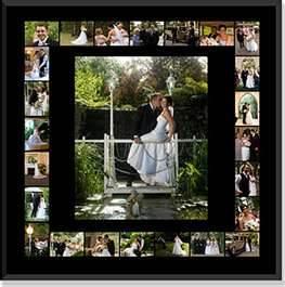 weding frame story board