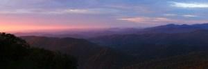 Fred Eberhart, Daybreak on the Land, digital photograph