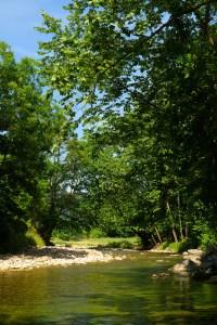 Fred Eberhart, South Fork, Potomac, digital photograph