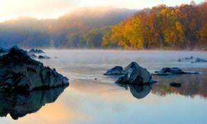 Fred Eberhart, Widewater Mist, digital photograph