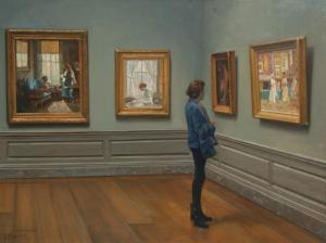 figurative art museums Bradley Stevens 3