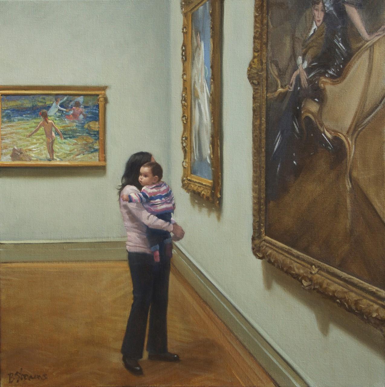 figurative art museums Bradley Stevens 4