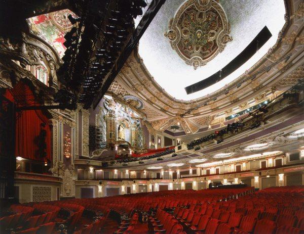 Oriental Theatre Broadway In Chicago
