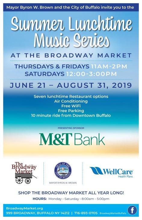 Summertime Music Series at Broadway Market – The Broadway Market