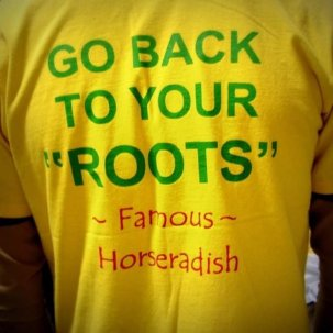 Famous Horseradish