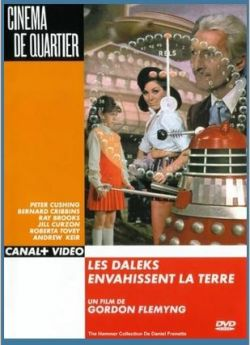 Les Daleks Envahissent La Terre : daleks, envahissent, terre, France, BroaDWcast