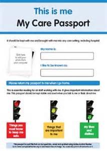 My Care Passport - DCH
