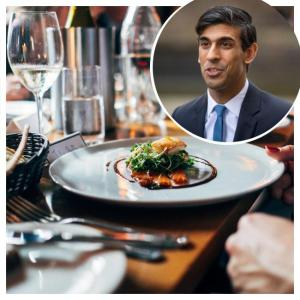 Eat Out to Help Out - Rishi Sunak