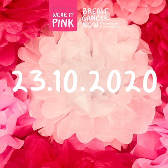Wear It Pink On October 23rd 2020