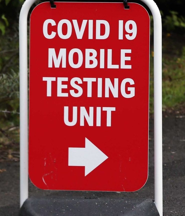 Mobile Covid-19 Testing Unit At West Bay Tomorrow