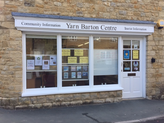 Yarn Barton Centre in Beaminster Open