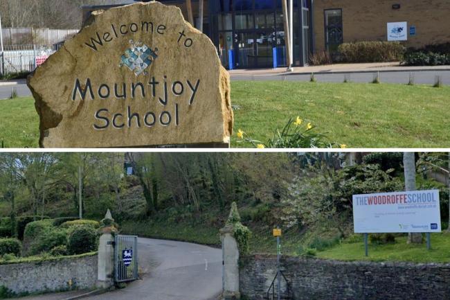 2 Local Schools Report Covid-19