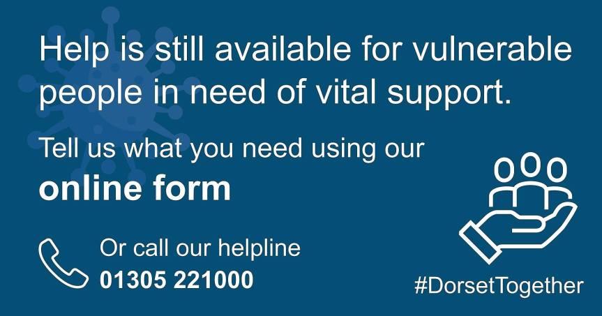 Support For Dorset Residents