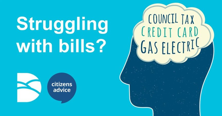 Apply To Get Help with Bills By Friday,12th February