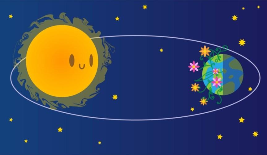 Happy Solstice – Vernal Equinox