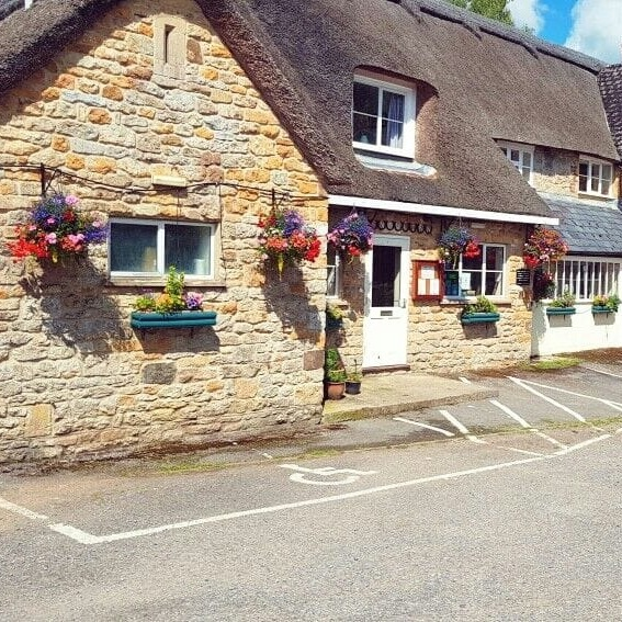 Local Employment: New Inn, Stoke Abbott
