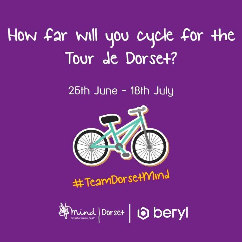 Dorset Mind's Tour de Dorset Fundraiser