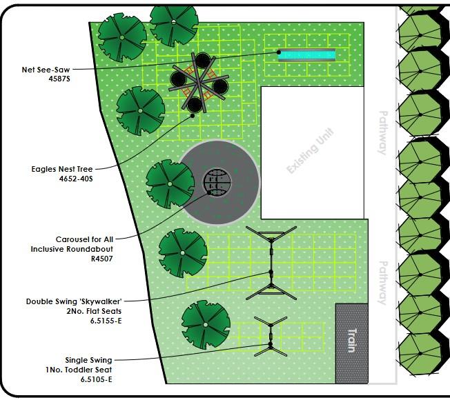 Proposed Development At Bernards' Place