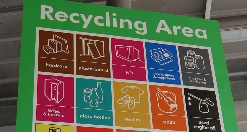 Recycling in Dorset