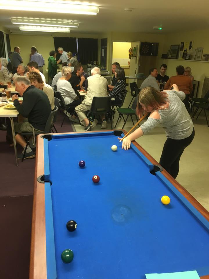 The Comrades Arms – Open Friday 1st October