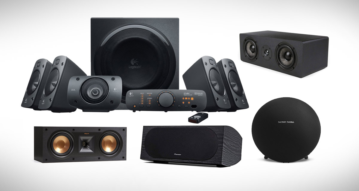 The Best Home Speakers Perfect For Rocking Out Like You Ve Never Rocked Before Brobible