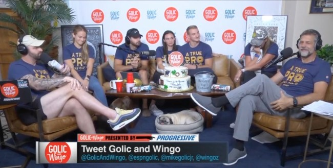 Mike Golic And Family Deliver Emotional Farewell In Final
