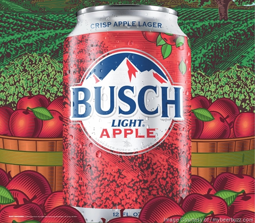 Busch Light Apple Is The Latest Beer To Fall From The