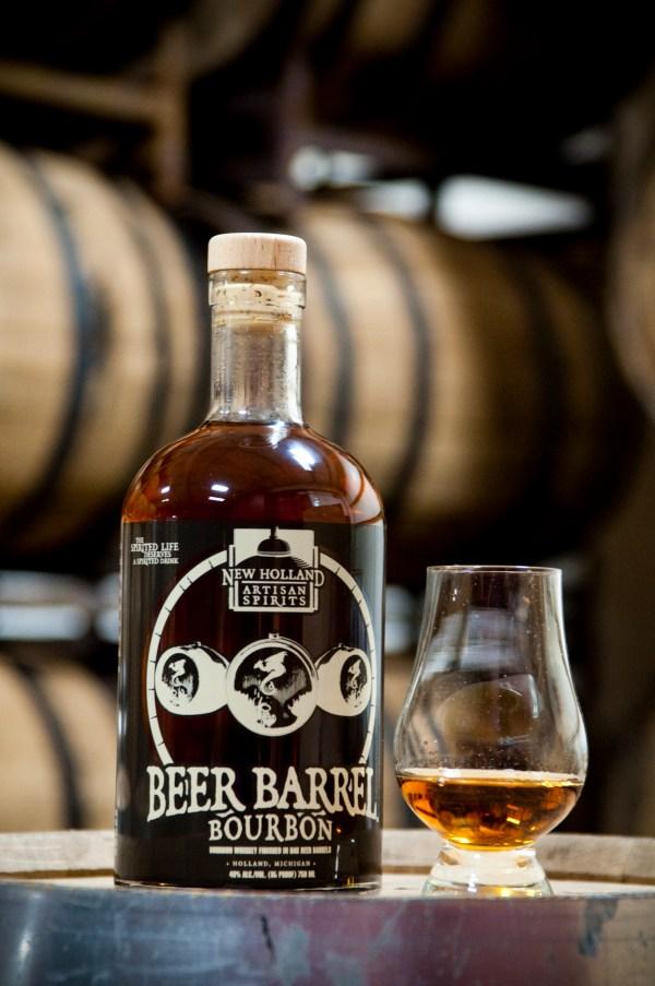 Beer Barrel Bourbon Holland Brewery Brobility