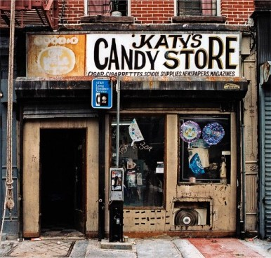 In hindsight, Katy's Candy Store was probably the dirtiest, nastiest place a kid could go for candy. But Katy had penny-candies and a Capcom versus Marvel arcade game. Pretty much balanced itself out. There is no way this place couldn't make the book. Elementary school Greg lived in this store. Lenny from the book shares a similar love.