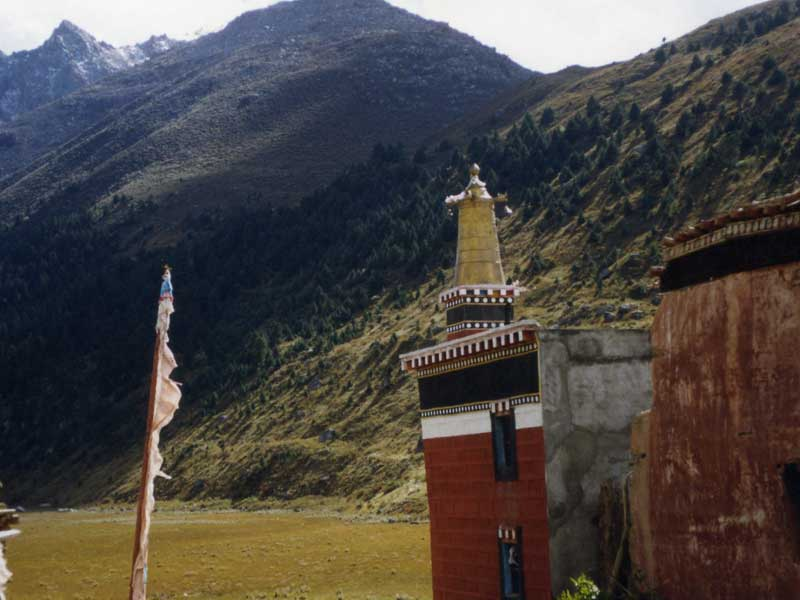 Dzogchen valley