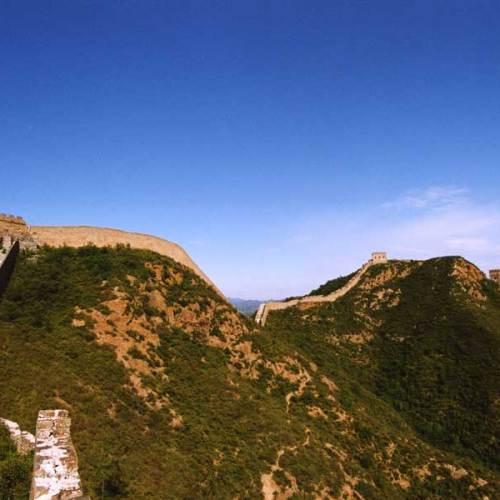 Jiankou Mutianyu Great Wall Hiking