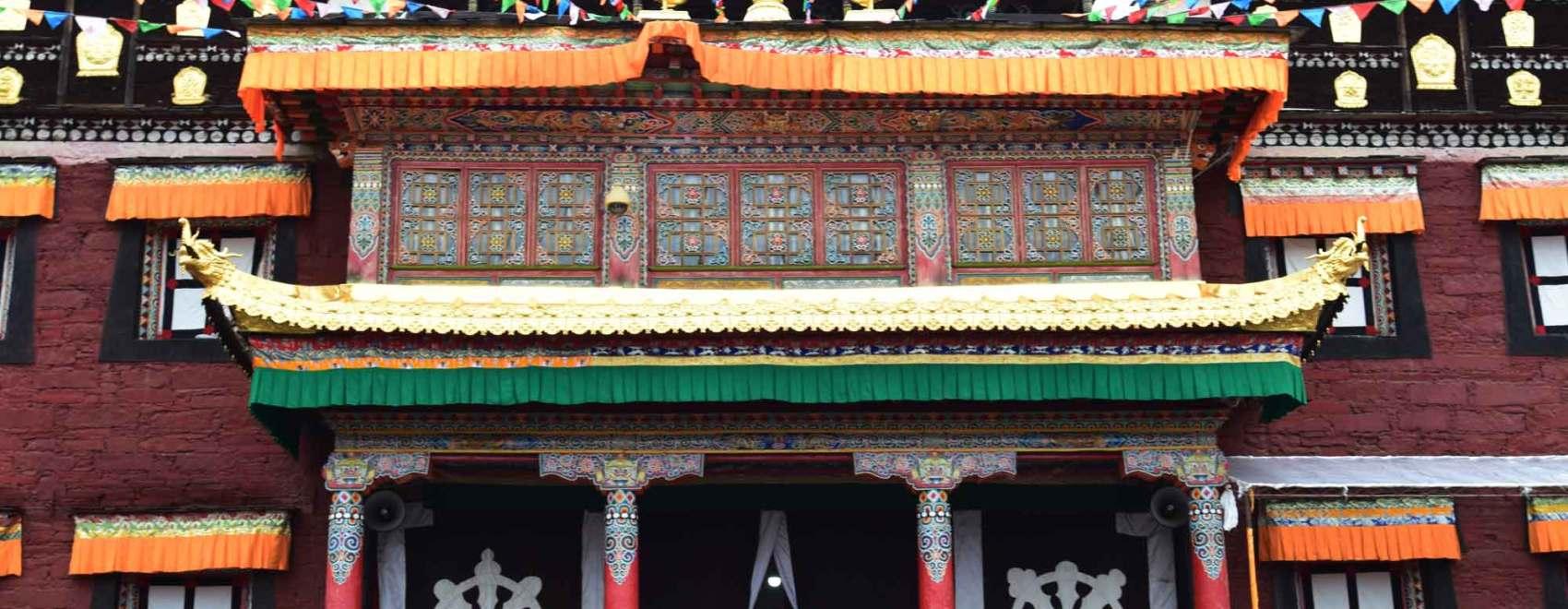 Lhagang Monastery