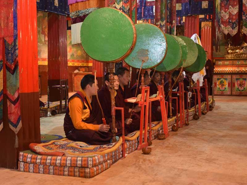 Palpung-ritual