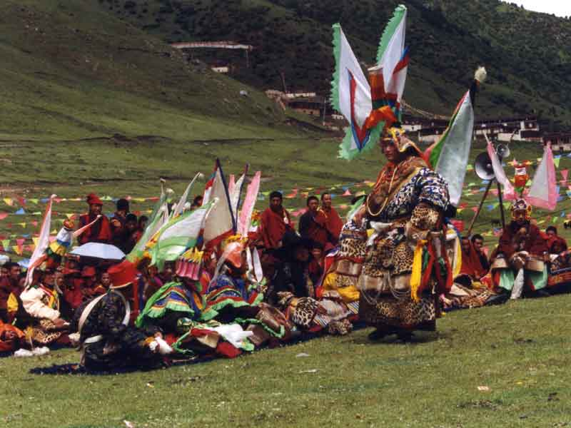Shechen-festival
