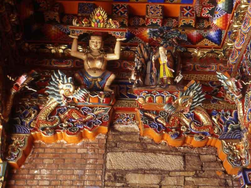 monastery-statue