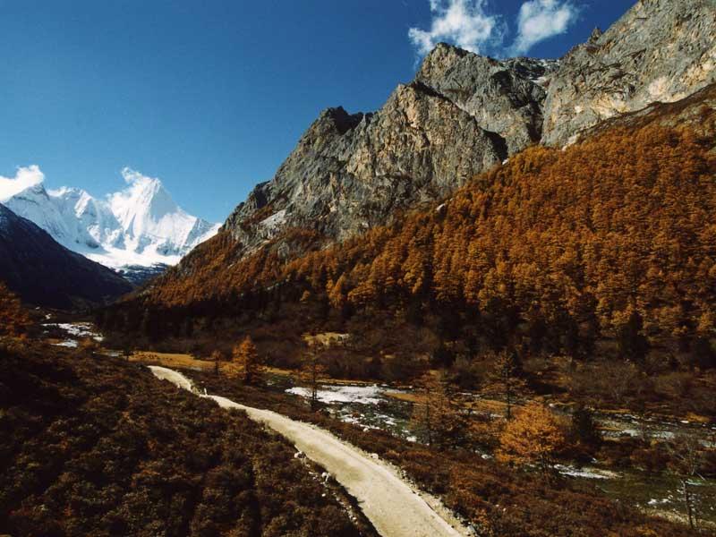 yading-trail