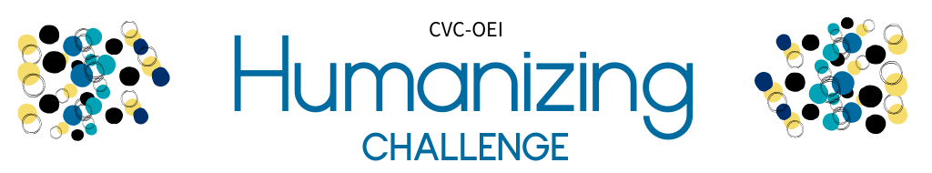 Humanizing Challenge: Starts Tomorrow