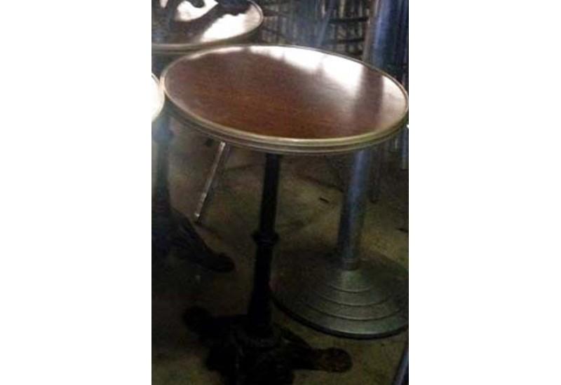 Table Bistrot Doccasion Mobilier Pour Restauration Chez Bravo