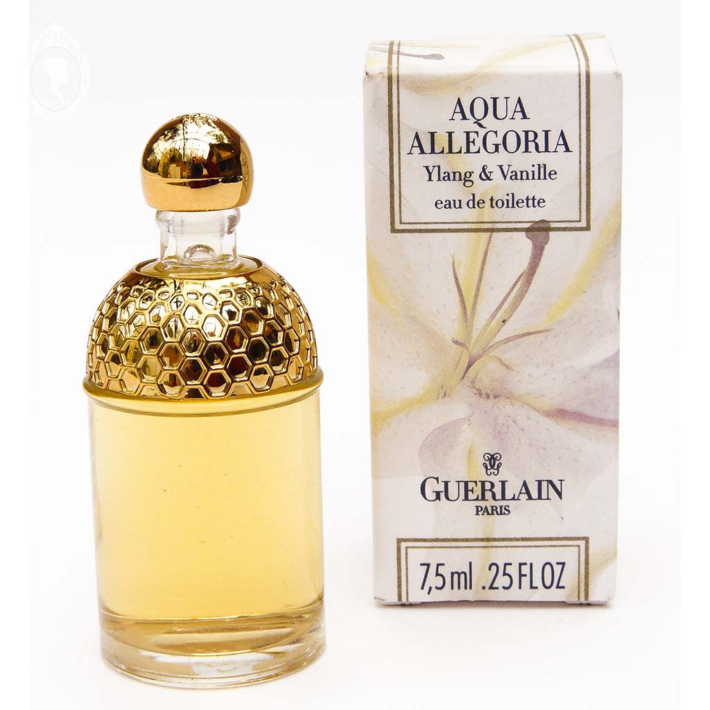 Guerlain Miniature Ylangamp; De Aqua Allégoria Edt Vanille Parfum 7 UMqpSVjLzG