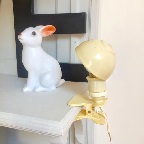 Lampe champignon  Brocanteandco  boutique en ligne de brocante
